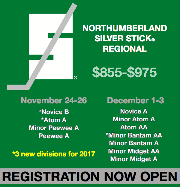 Nothumberland Silver Stick Regional